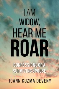 I am widow hear me roar book