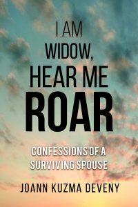 I am widow hear me roar book