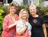 JoAnne, Linda, Pam